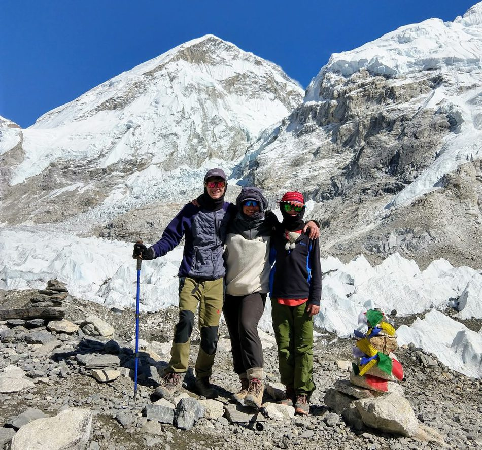 Trekking Boots at Everest Base Camp Best boots for trekking in Nepal