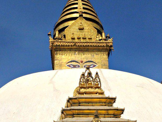 swambunath kathmandu places to see in kathmandu
