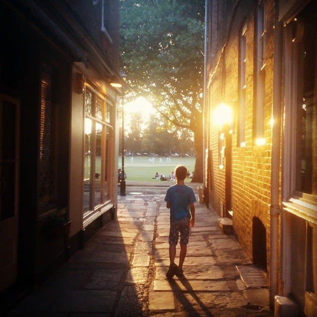 Travelling the world with family, London, Richmond Upon Thames