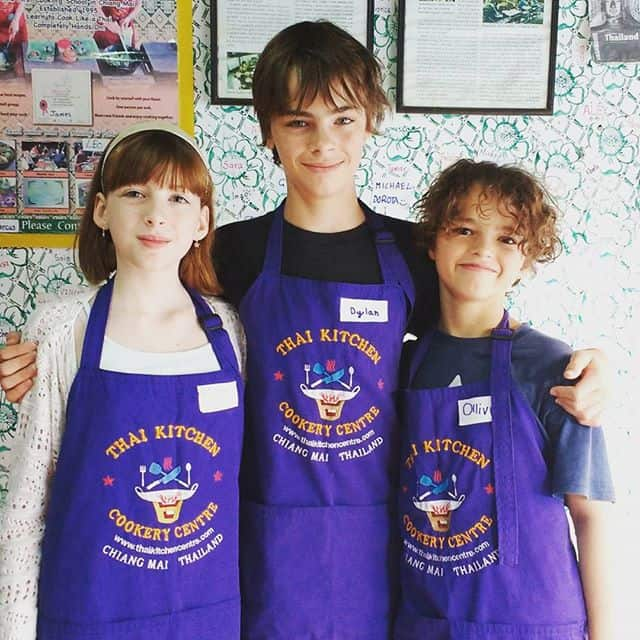 Kids Thai Cooking Course