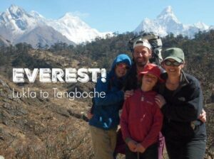 Everest Lukla to Tengboche Family With Kids