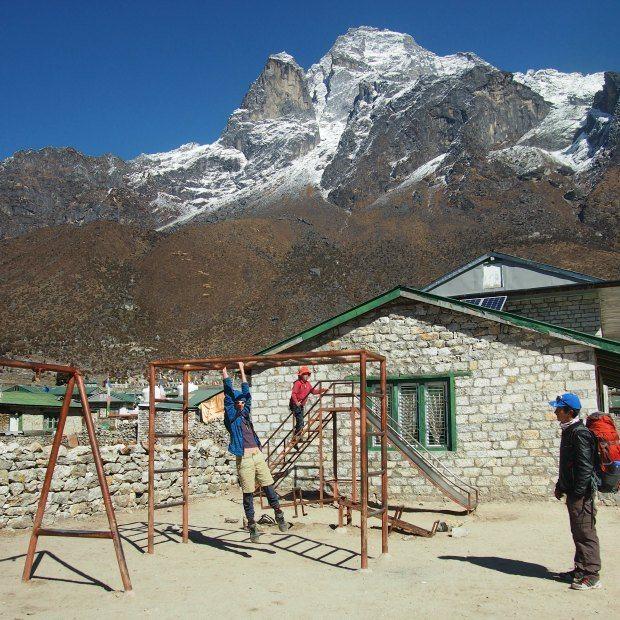 Hillary school Nepal