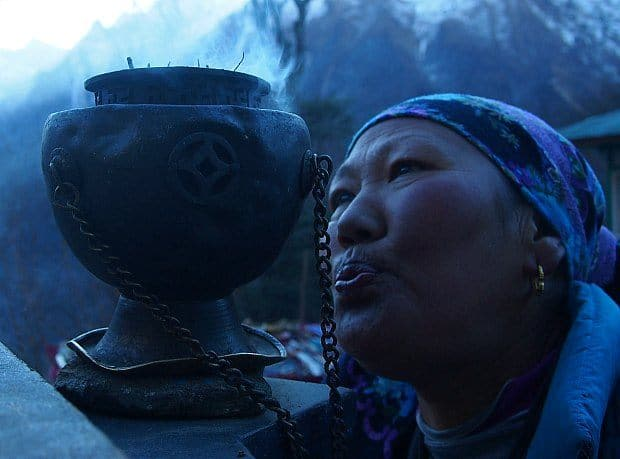 Sherpa traditions everest region