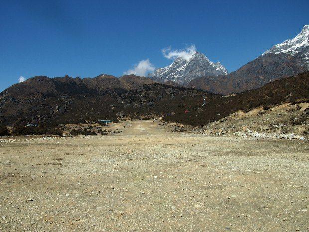 Syangboche Airstrip Solukhumbu Nepal