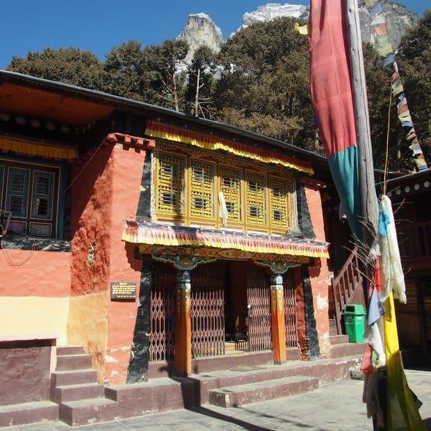 khumjung monastery nepal