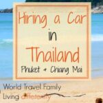 Renting or Hiring a Car in Thailand