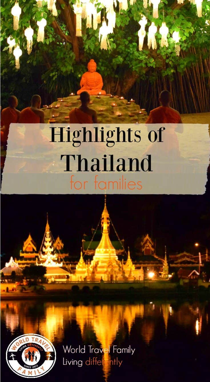 Highlights of Thailand for Families