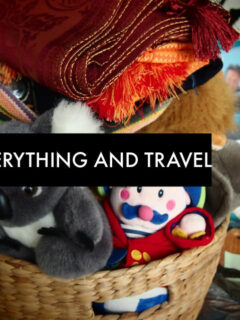 How to sell everything and travel