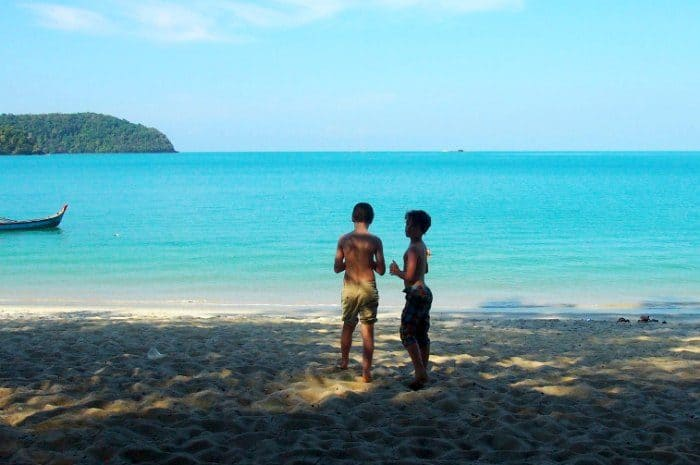 Langkawi beaches for families