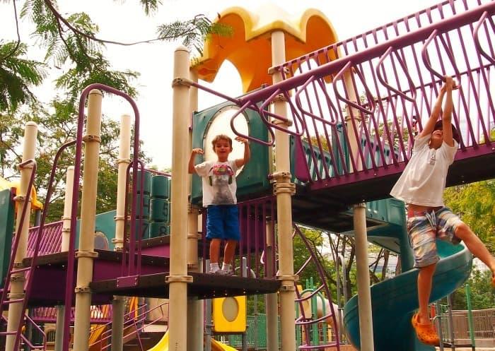 Playground Kuala Lumpur for families