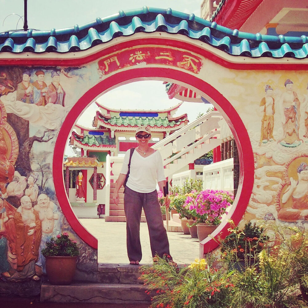 Things to do in Penang Kek Lok Si Temple