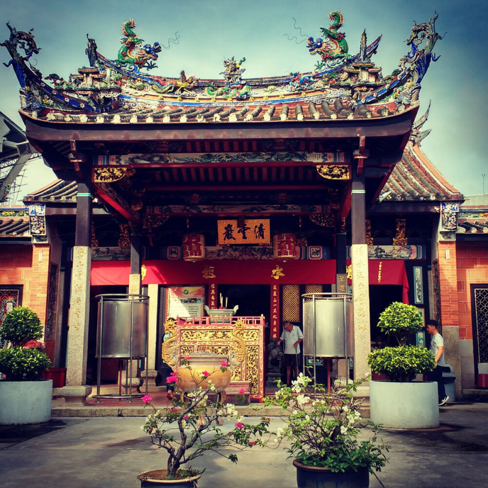 Things to do in Penang Snake Temple