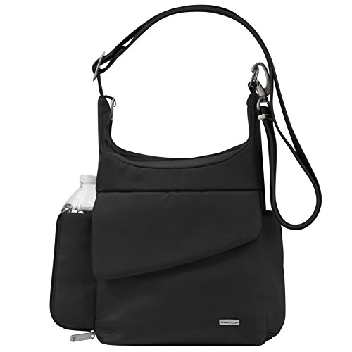 Anti theft travel bag by Travelon, one of the best anti theft brands