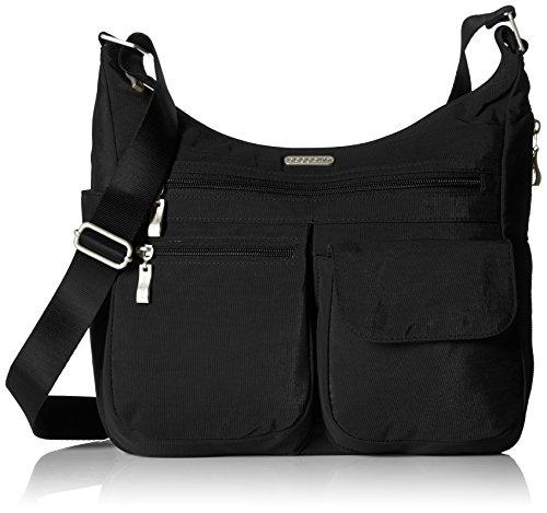 anti theft bag black