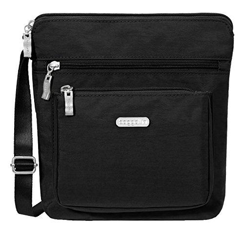 compact anti theft cross body bag