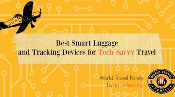 Best smart luggage and tracking devices for tech savvy travel