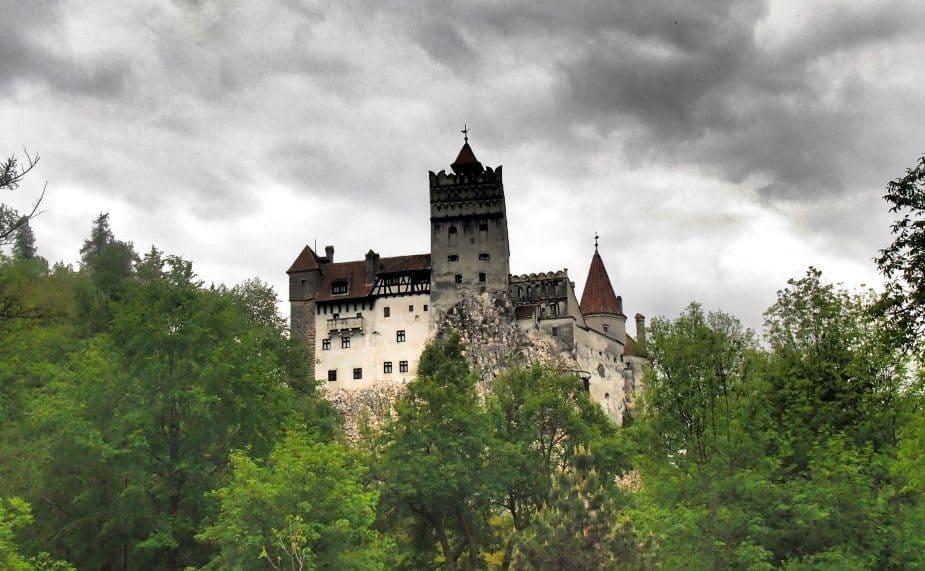 Bran castle Dracula castle Romania transylvania