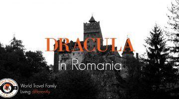 Dracula in Romania