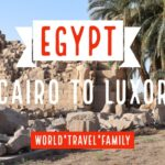 Getting from Cairo to Luxor
