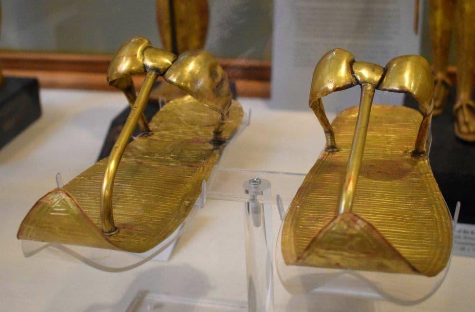 King Tut Ankh Amoun Sandals