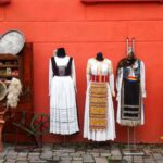 Sighisoara Transylvania Romania shopping