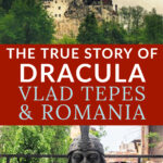 The true Story of Dracula Vlad Tepes and Romania