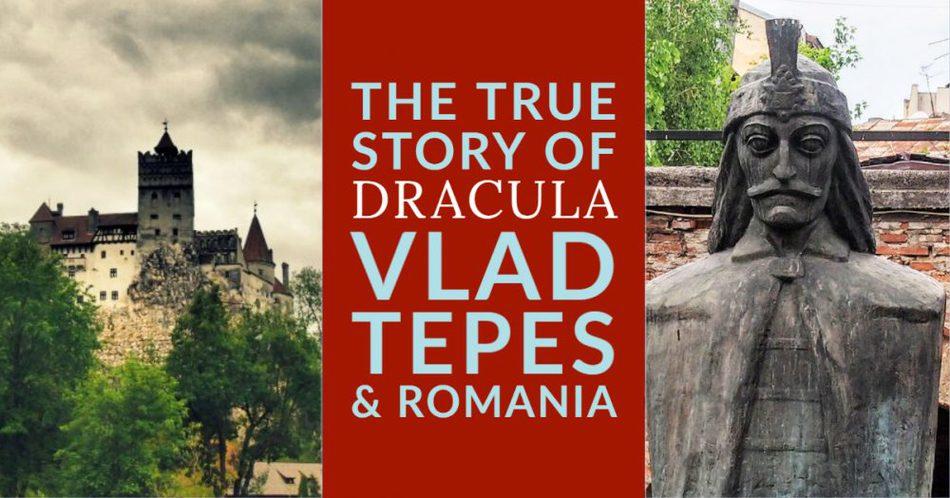 The true Story of Dracula Vlad Tepes and Romania vampire