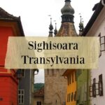 Travel Guide Sighisoara Romania Transylvania citadel tower