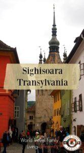 Travel Guide Sighisoara Romania Transylvania citadel tower