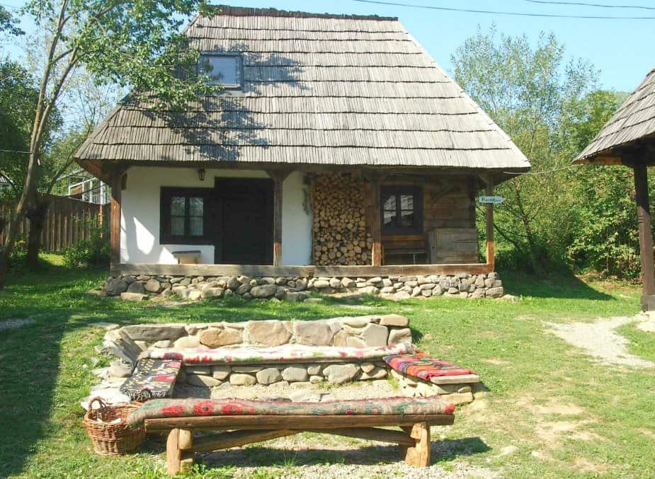 Where to stay in Breb Maramures The Village Hotel Breb Romania
