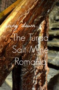 The Turda Salt Mine Romania