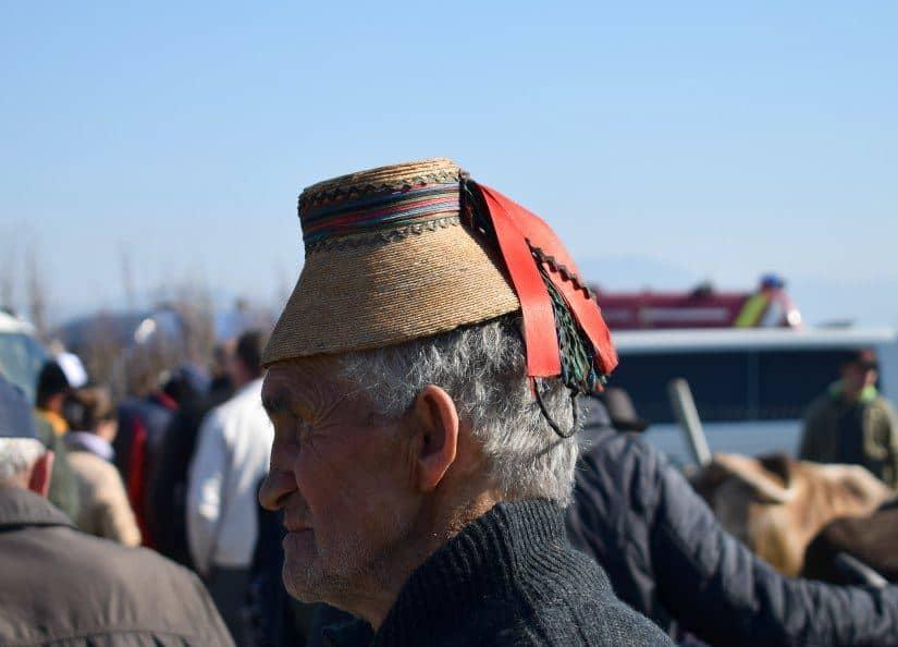 traditional maramures hat romania