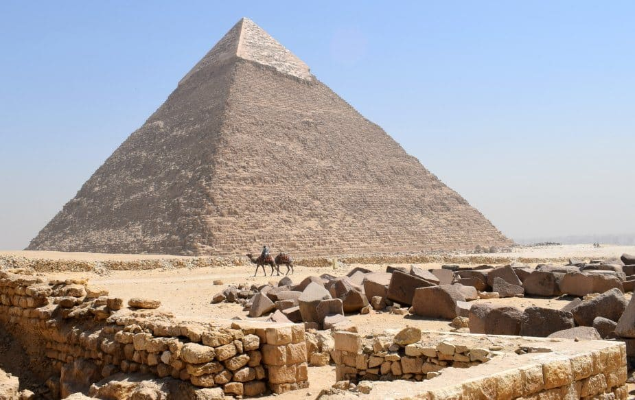 Danger, Dirt and Disappointment  Difficulties of Travelling in Egypt