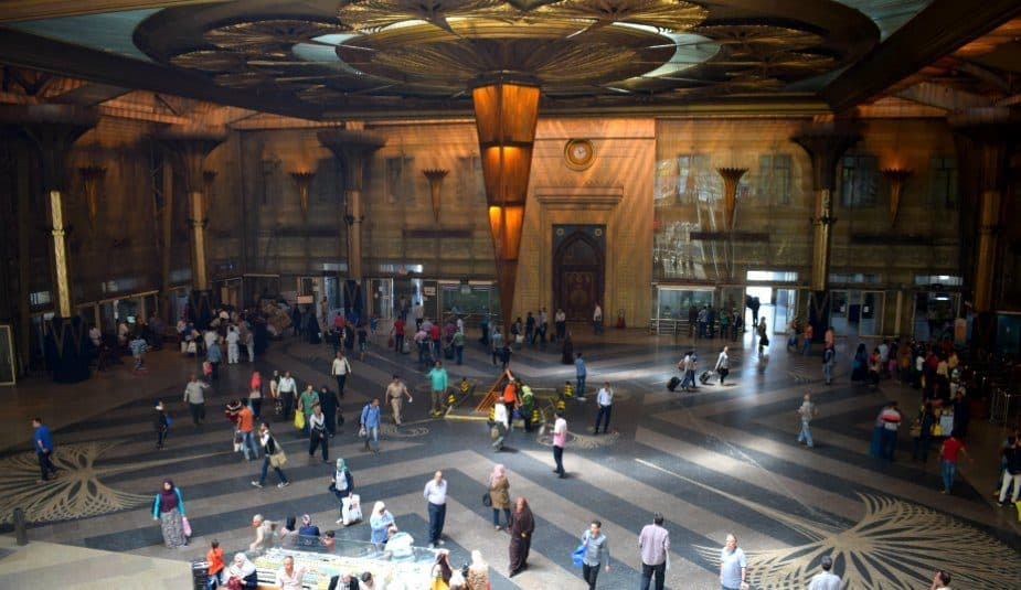 Cairo Main Station Rameses