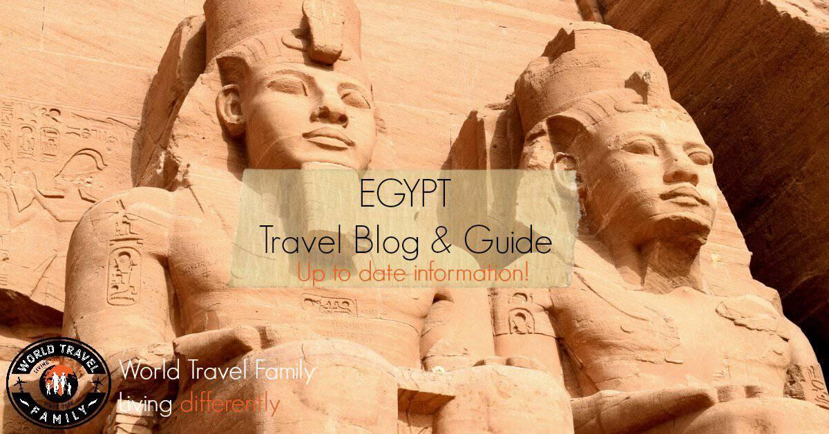 Egypt travel Blog Egypt Travel Guide information