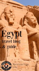 Egypt travel blog and guide 2017