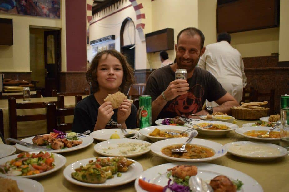 Food in Egypt