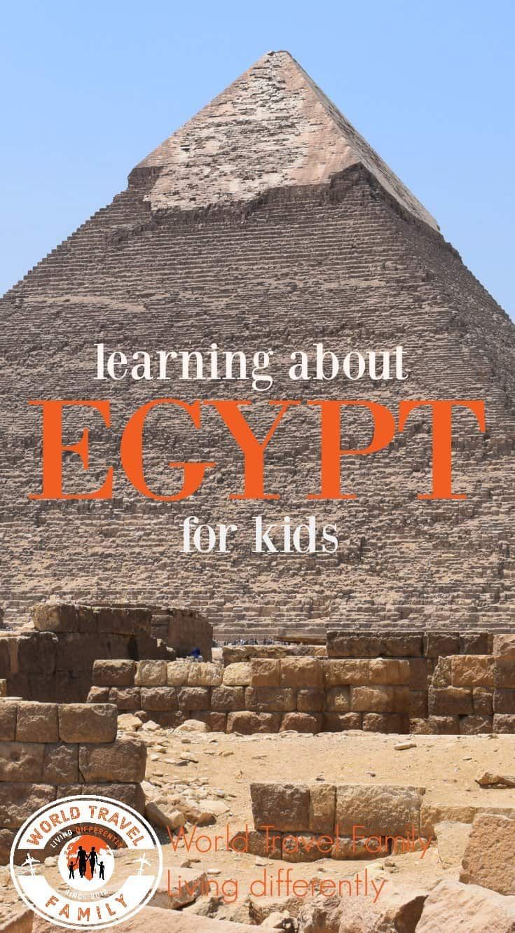 Learning About Egypt for Kids
