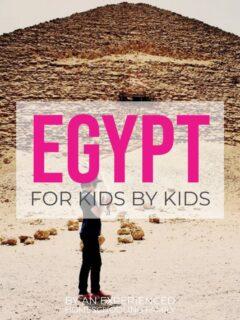 egypt for kids