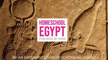 homeschool egypt