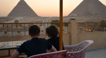 working all over the world egypt blogger digital nomad