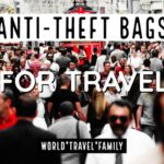 Best Anti Theft Travel Bags (2019-2020)