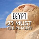 Egypt Bucket List Places