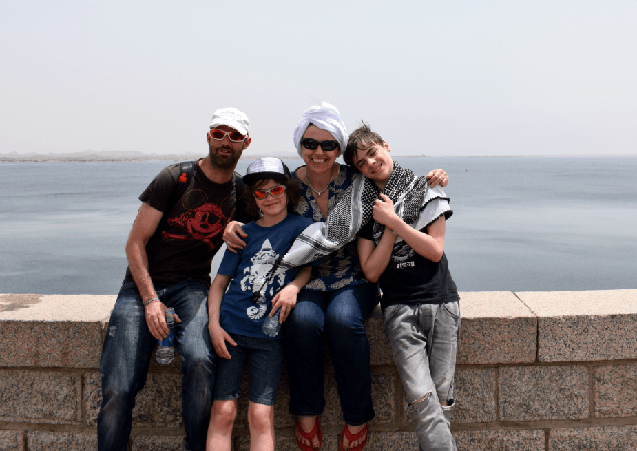 aswan dam lake nasser