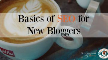 basics of SEO for new bloggers
