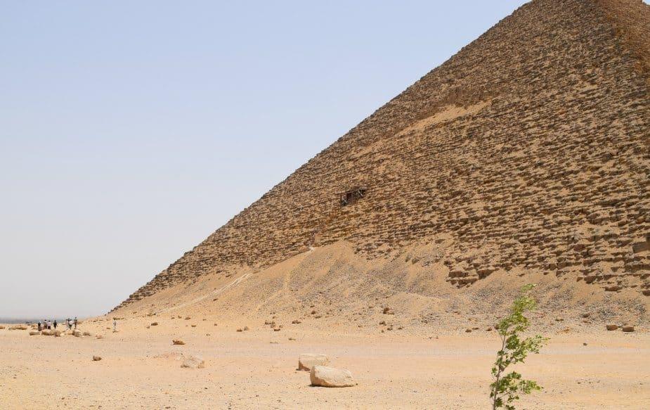 The Other Pyramids Near Cairo. Saqqara and Djoser, Ancient Memphis