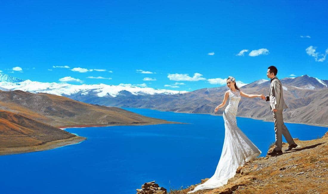 tibet wedding 1