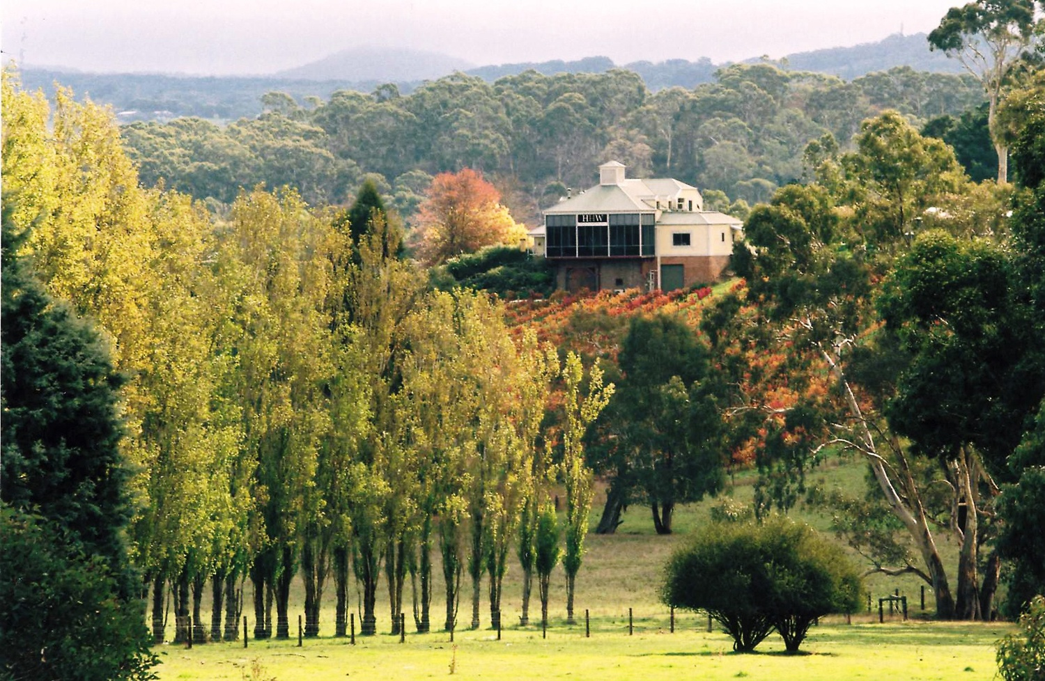 Hahndorf Hill Winery Adelide