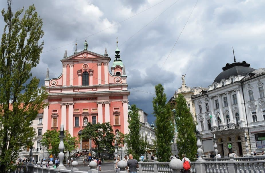 Ljubijana Slovenia