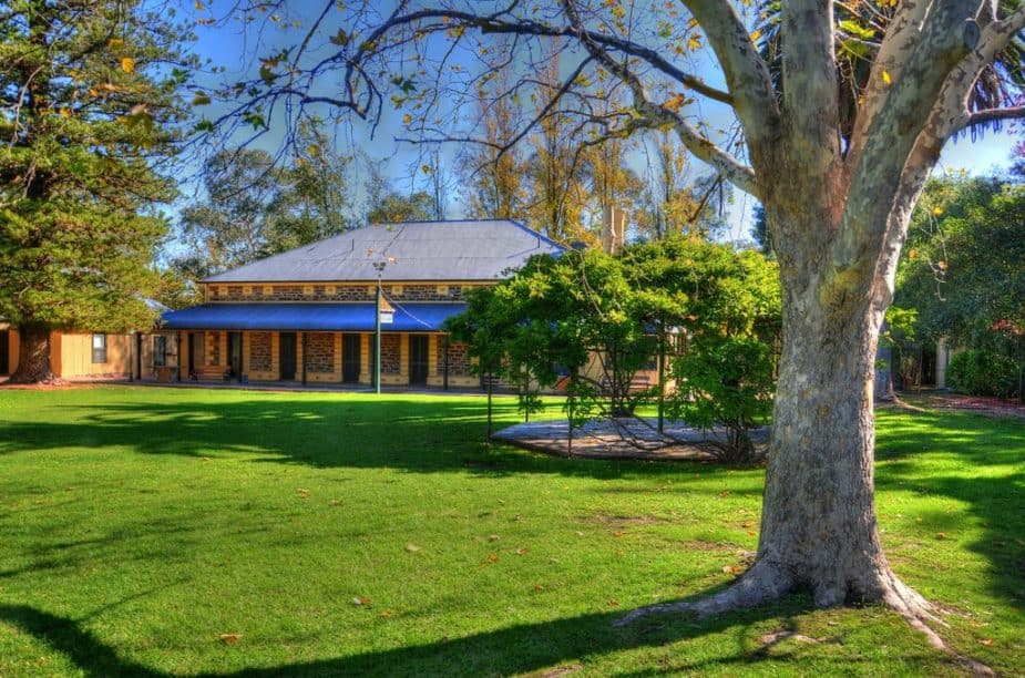 Seppeltsfield Winery wine and food tours adelaide